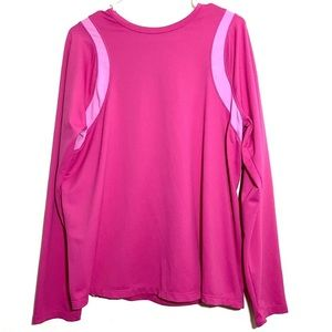 Nike Long Sleeve Dri-Fit Athletic Active T-Shirt